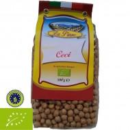 BIO 500 gr Chickpeas