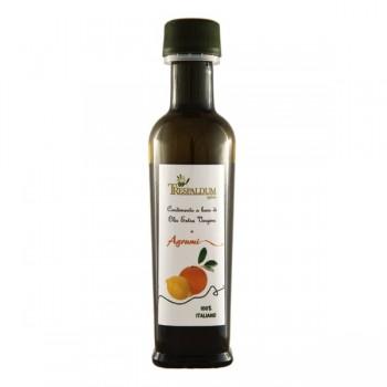 Olio extra vergine aromatizzato agli agrumi 250 ml
