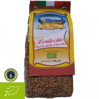 Lenticchie Bio 500 gr
