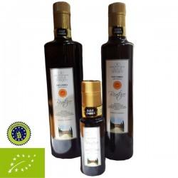 Olio Extravergine di oliva biologico DOP Umbria 2015 0,50 Lt