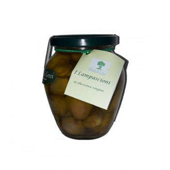 Lampascioni in olio extra vergine 280 gr