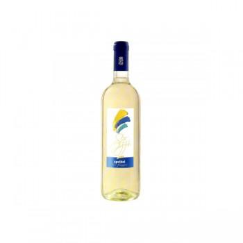 Sprizzi vino frizzante bianco 0,75 lt