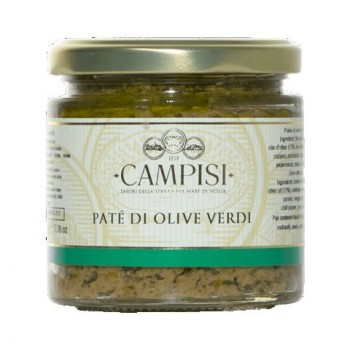 Paté Olive verdi 220 gr